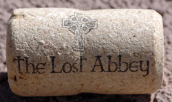 Lost Abbey cork