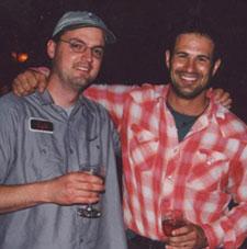 Vinnie Cilurzo & Sam Calagione
