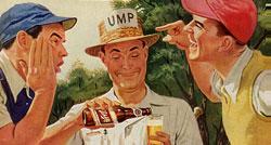 Beer umpire