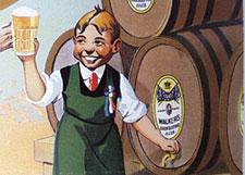 Young Beertender