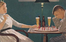 Beer chess