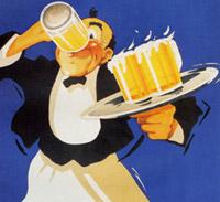 Beer waiter