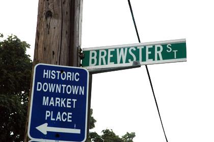 Brewster Street