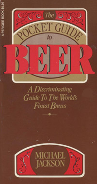 Michael Jackson Pocket Guide to Beer - 1982