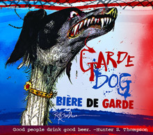 Flying Dog Garde Dog
