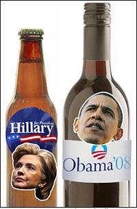 Clinton vs. Obama