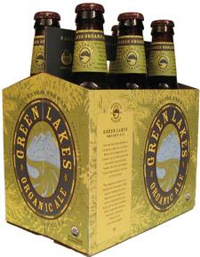 Green Lakes Organic Ale