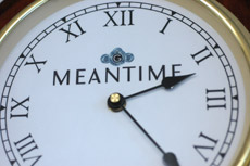 Meantime clock