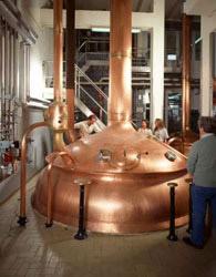 Hoegaarden brewery