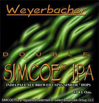 Weyerbacher Double Simcoe