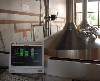 Steenberge brewhouse