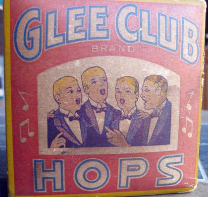 Glee Club Hops