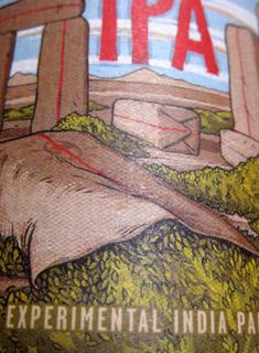 Deschutes Hop Henge Premium beer