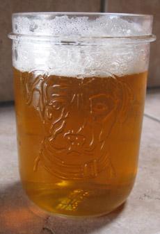 Lagunitas glassware