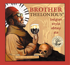 Brother Thelonious Ale from North Coast Brewing