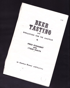 Beer Tasting and Evaluation for the Amateur