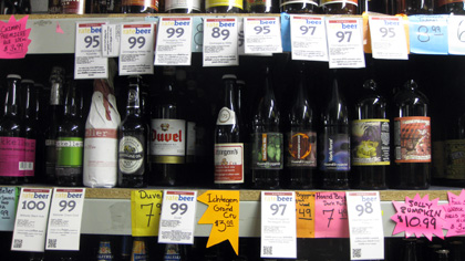 Which 90-plus beer should I drink tonight?