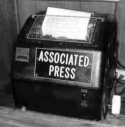 Associated Press wire machine
