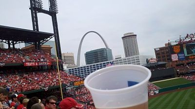 Urban Chestnut Zwickel at Busch Stadium