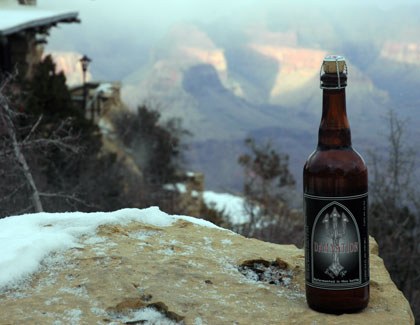 Russian River Damnation at the Grand Canyon