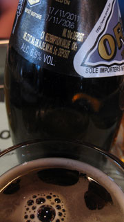 Orval and Boulevard Nommo Dubbel