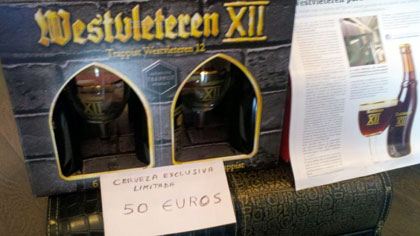 Westvleteren XII in Spain