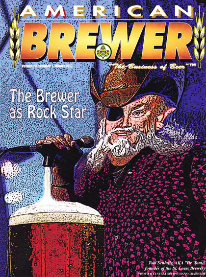 American Brewer: The Brewer as Rock Star