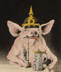 Musing, ala pig